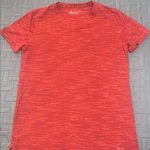 UA Large Fitted Workout T shirt